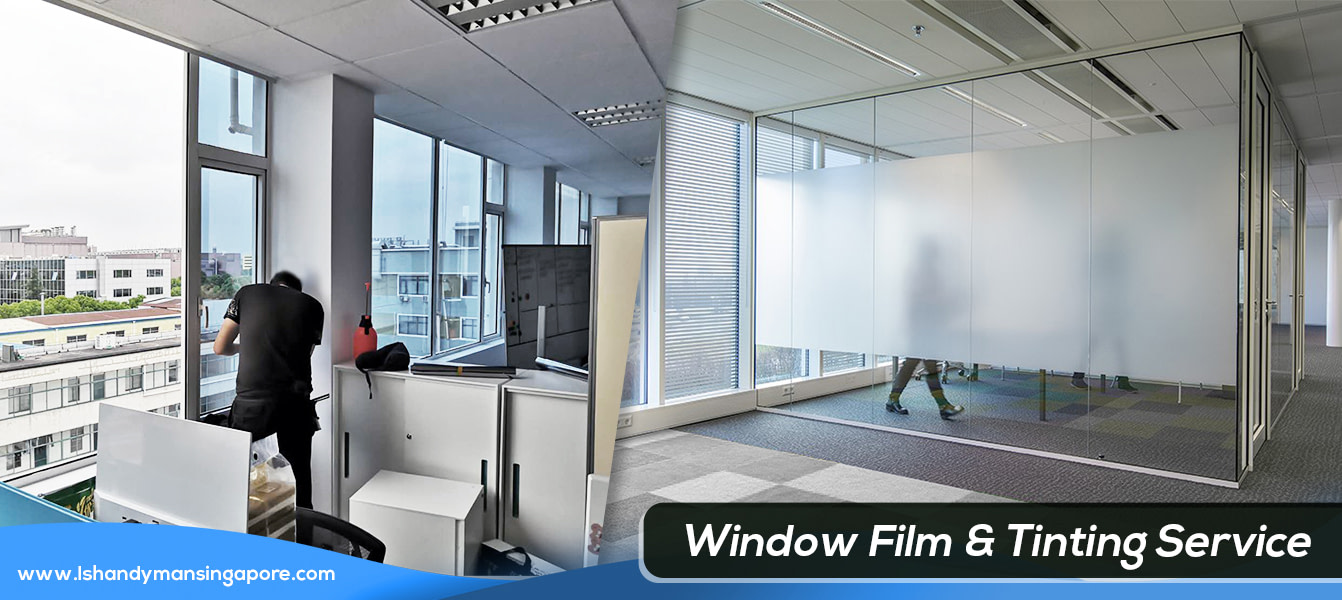 Window Film & Tinting Service