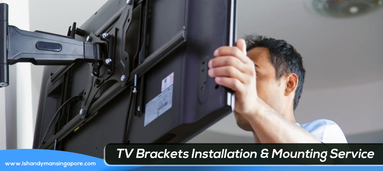 TV Brackets Installation & Mounting Service