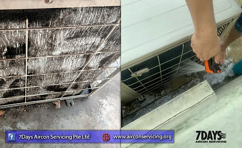 aircon leaking service singapore