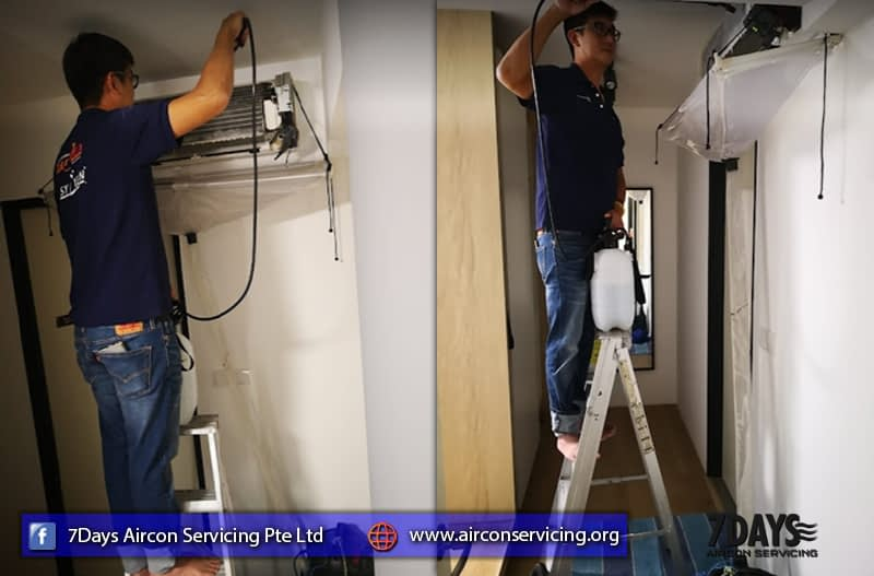 recommended aircon repair singapore