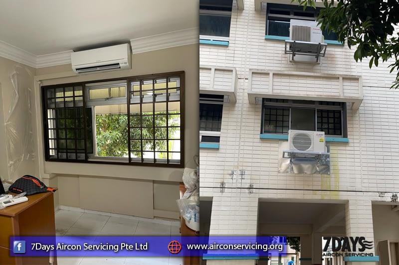 aircon servicing price singapore