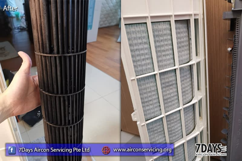 cost of aircon services