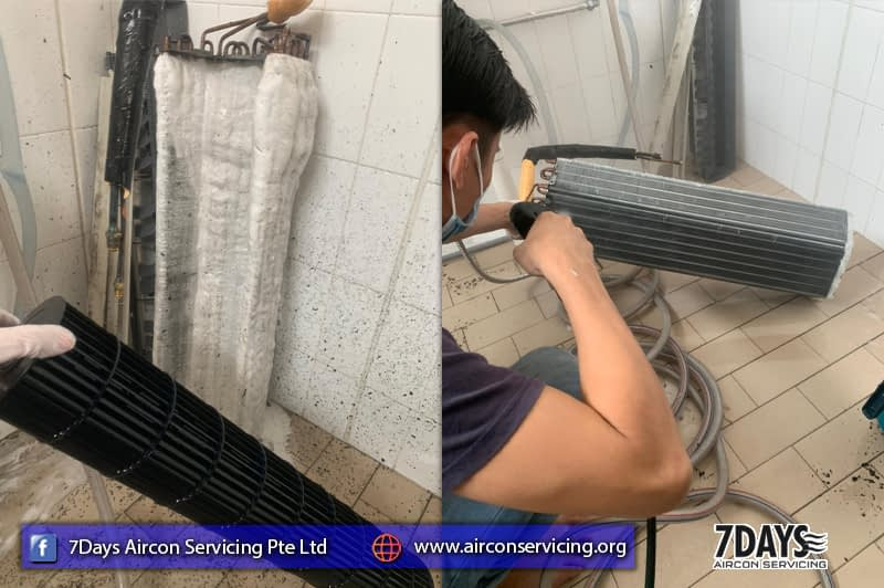 aircon cleaning