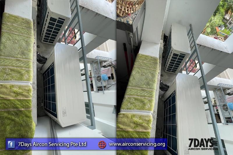 best aircon service singapore