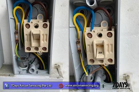 aircon service company singapore