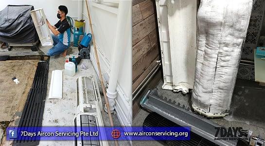 aircon leaking singapore