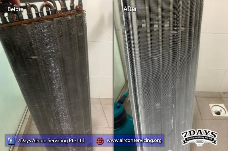 aircon leaking water singapore