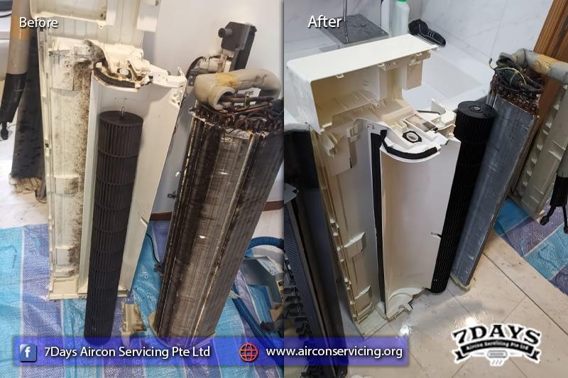aircon maintenance service singapore
