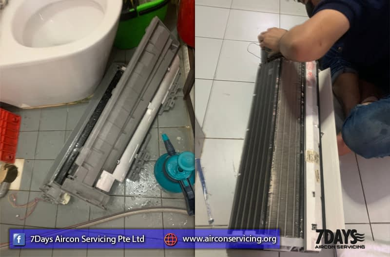 aircon cleaning maintenance