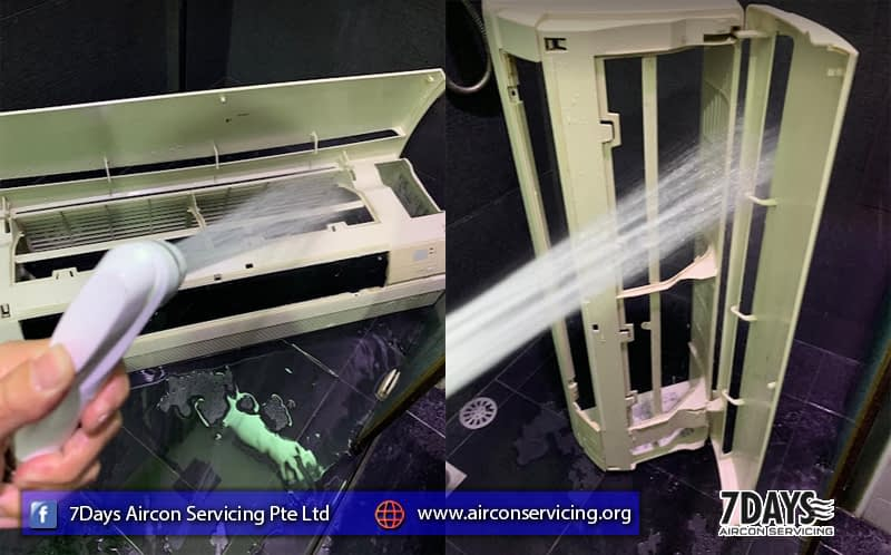 aircon cleaning chemical