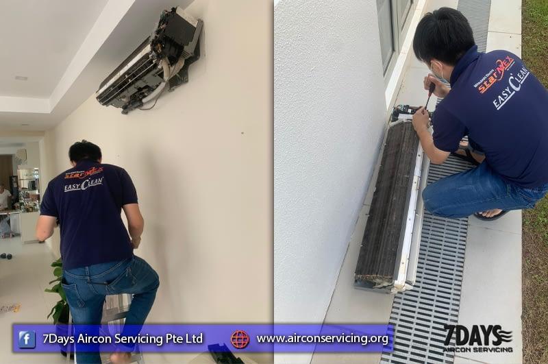 aircon servicing company in singapore