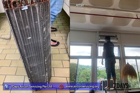 home aircon servicing singapore