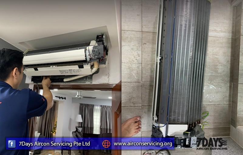 servicing aircon singapore