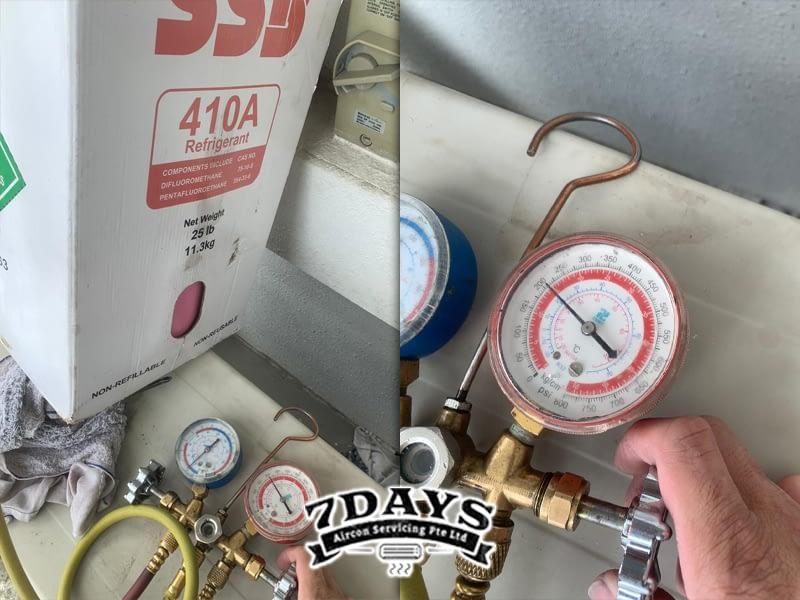 aircon gas topup service singapore