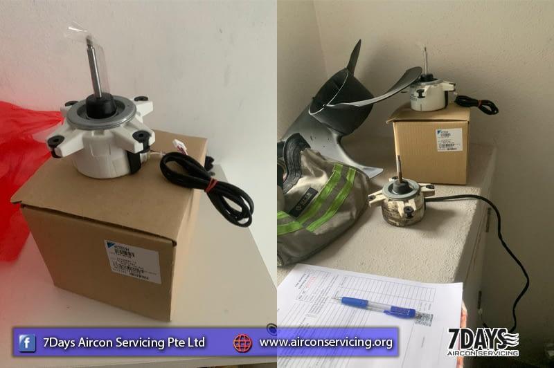 aircon servicing singapore chemical wash