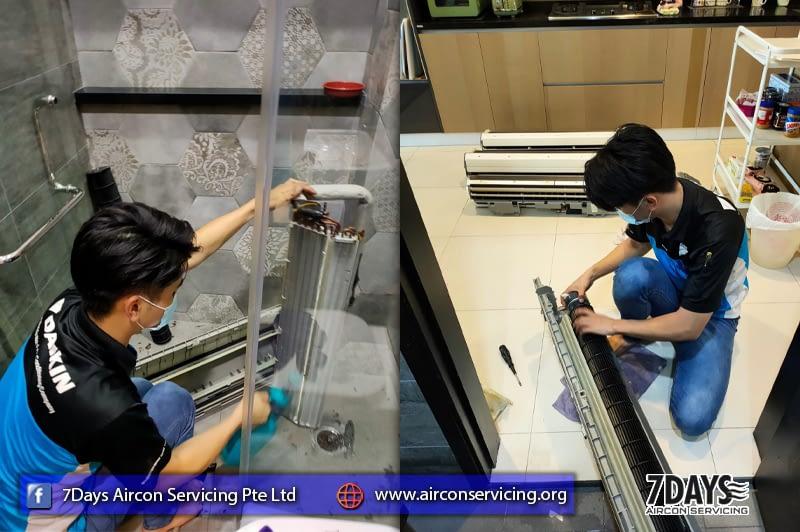 aircon servicing woodlands singapore