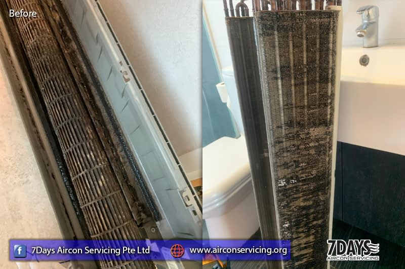 aircon servicing singapore for office