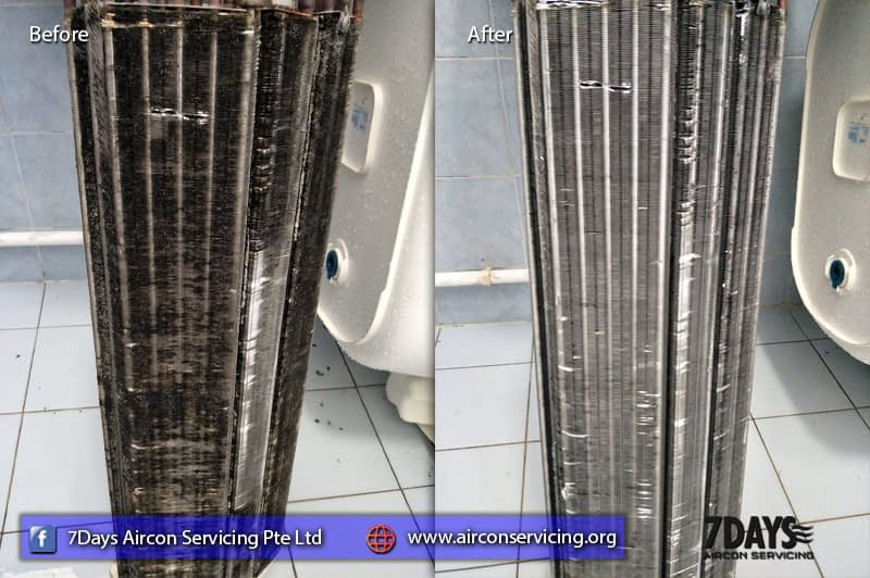 aircon servicing package