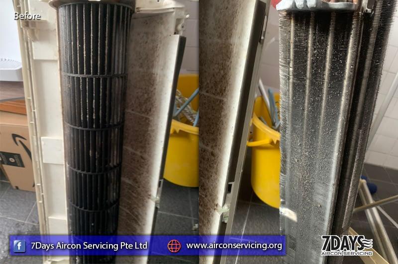 emergency aircon service singapore