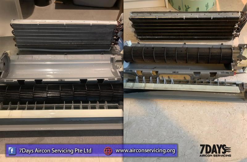 urgent aircon servicing singapore