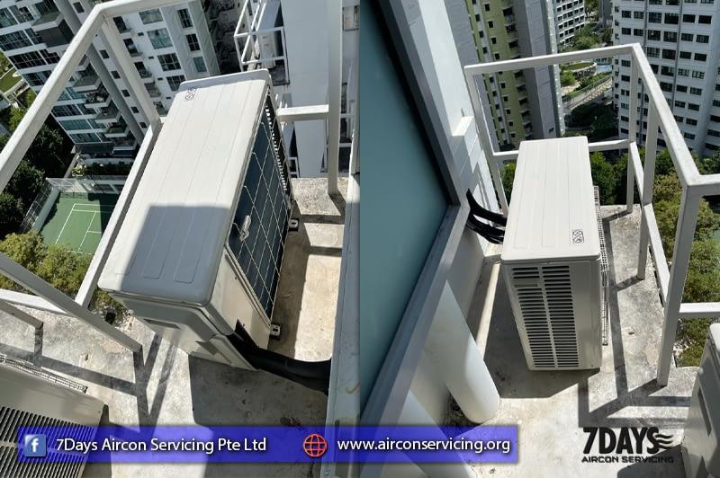 aircon servicing singapore cost