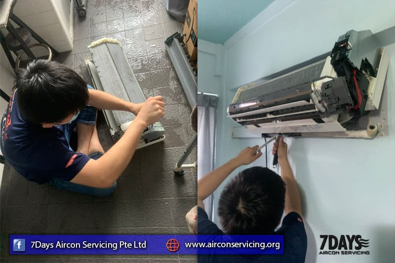 emergency aircon servicing singapore