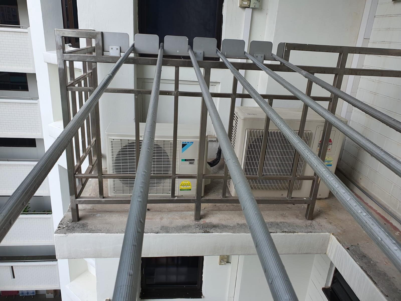 install aircon singapore